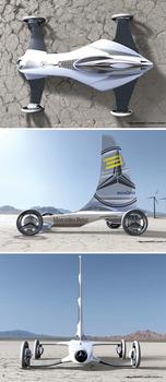 Formula Zero от Mercedes Benz