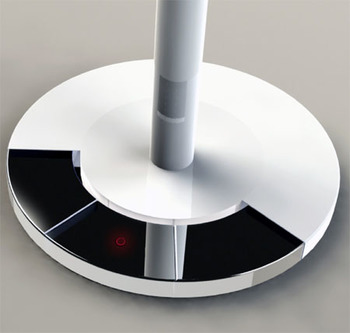 HULA энергоэффективный вентилятор