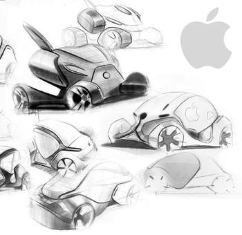 iMove электрический автомобиль от Apple