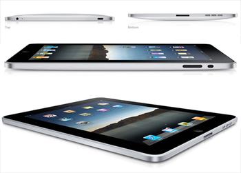 iPad планшетный гаджет от Apple