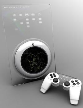 Концепт Playstation 4