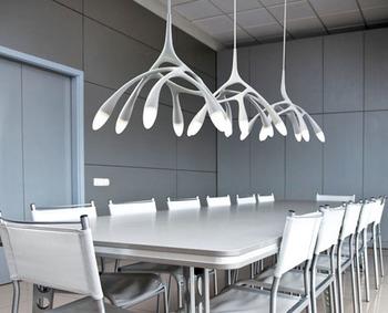 NLC дизайн световой подвески Константина Вортманна