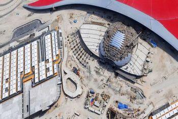 Парк «Мир Ferrari» в Абу-Даби