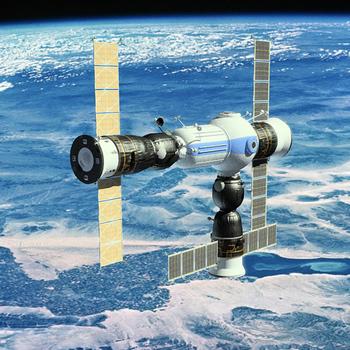 Первая в мире коммерческая космическая станция - Орбитальные технологий