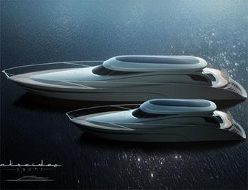 Яхта Atreides